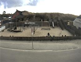 Vejers Strand Spielplatz Webcam Live