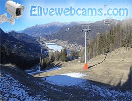 Weißensee Bergbahnen Bergstation Webcam Live