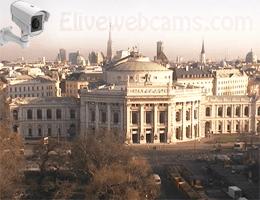 Wien Rathausplatz Webcam Live