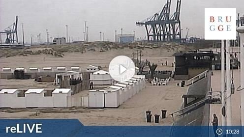 Zeebrugge Zeedijk Webcam Live