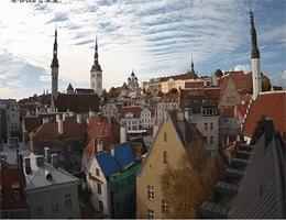 Tallinn Altstadt Webcam Live