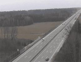 A01 West Autobahn Blickrichtung Wien Km 189,44 Webcam Live