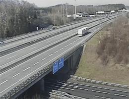 A01 West Autobahn Blickrichtung Wien Km 196,60 Webcam Live