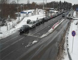 Bagrationowsk Bezledy Grenzübergang Webcam Live