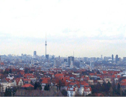 Berlin Corbusierhaus Webcam Live