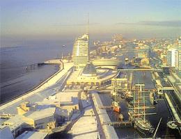Bremerhaven Richtfunkturm Webcam Live