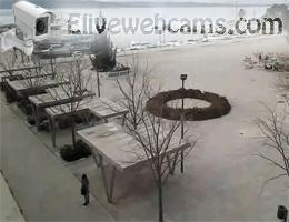 Crikvenica Stjepan Radić Platz Webcam Live