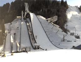 Garmisch Partenkirchen Olympiaschanze Webcam Live