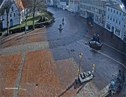 Heide (Holstein) Südermarkt Webcam Live