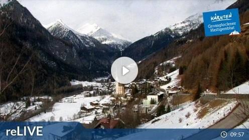 Heiligenblut Ort am Großglockner Webcam Live