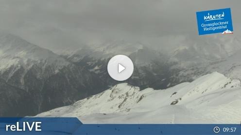Heiligenblut am Großglockner Schareck Webcam Live