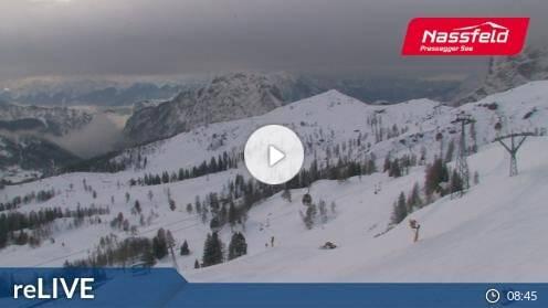 Hermagor Nassfeld Tressdorfer Höhe Webcam Live