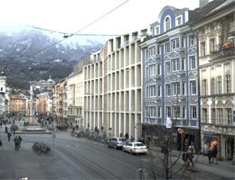 Innsbruck Maria-Theresien-Straße Webcam Live