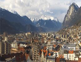 Innsbruck Panorama Webcam Live