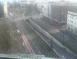 Karlsruhe Mühlburger Tor Webcam Live