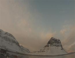 Kirkjufell Berg Webcam Live