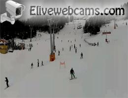 Krvavec Seilbahnstation Webcam Live