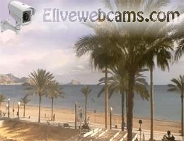 L'Albir Strand Webcam Live