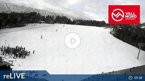 Pal Vallnord La Caubella Webcam Live