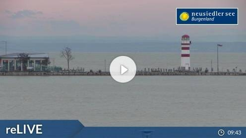 Podersdorf am See Neusiedler Webcam Live