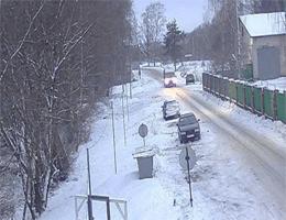 Pogranitschny Ramoniškiai Grenzübergang Webcam Live