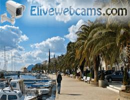 Baška Voda Seepromenade Webcam Live