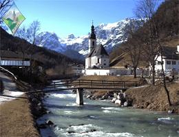 Ramsau Berchtesgaden Malerwinkel Webcam Live