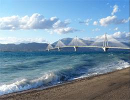 Rio Andirrio Brücke Webcam Live