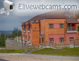 Rogla Hotel Natura Langlauf Webcam Live