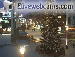 Rovaniemi Lordi Platz Webcam Live