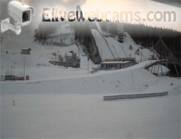 Rovaniemi Ounasvaara Skigebiet Webcam Live