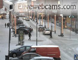 Rovaniemi Rovakatu Webcam Live