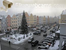 Schärding Stadtplatz Webcam Live