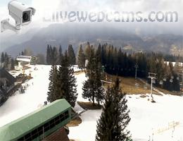 Skigebiet Cerkno Počivalo Webcam Live