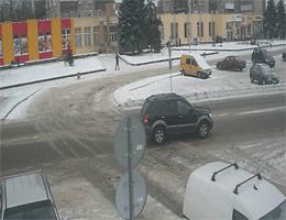 Sowetsk Panemune Grenzübergang Webcam Live