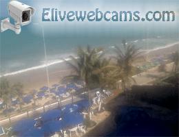 Natal Ponta Negra Beach Webcam Live