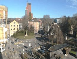 Winterthur Merkurplatz Webcam Live