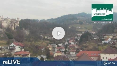Wolfsberg Markuskirche Webcam Live
