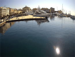 Botel Marina Rijeka Webcam Live