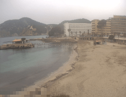 Camp de Mar Beach Webcam Live