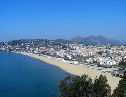 Gaeta Panorama Webcam Live