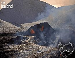 Fagradalsfjall Geldingadalir Volcano Webcam Live