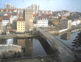 Görlitz Altstadtbrücke Webcam Live