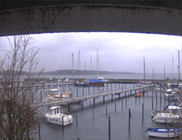 Laboe Yachthafen Webcam Live