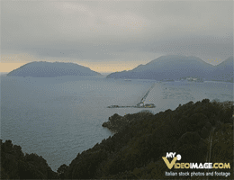 Lerici Gulf of La Spezia Webcam Live