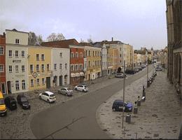 Neuötting Stadtplatz Webcam Live