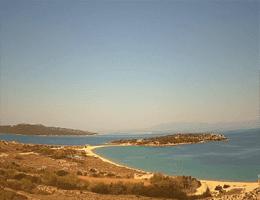 Palau Spiaggia di Porto Pollo Webcam Live
