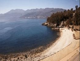 Rijeka Plaža Ploče Webcam Live