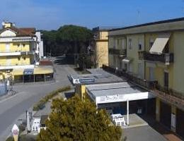 Rosolina Mare Stadtansicht Webcam Live