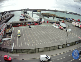 Southampton Port – Red Funnel Ferry Webcam Live